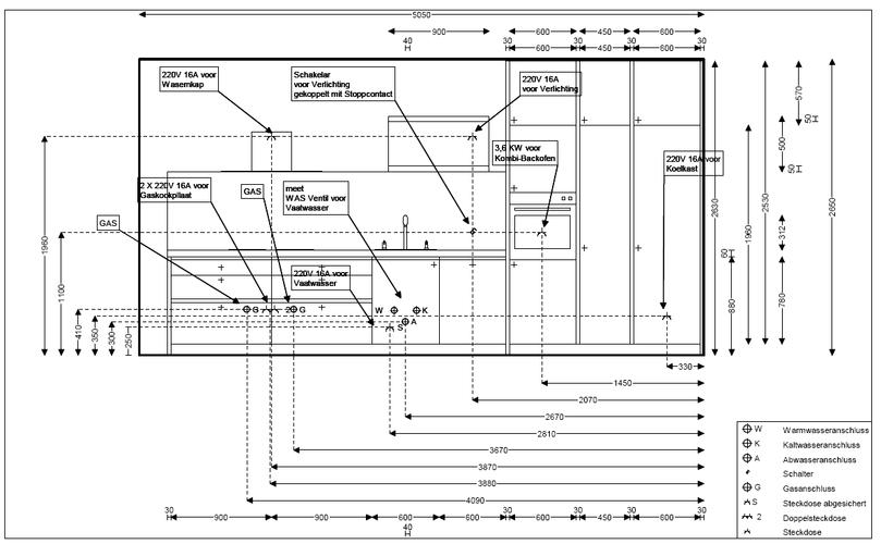 Verleggen en splitsen gasleiding vleuten werkspot for Badkamer tekening maken