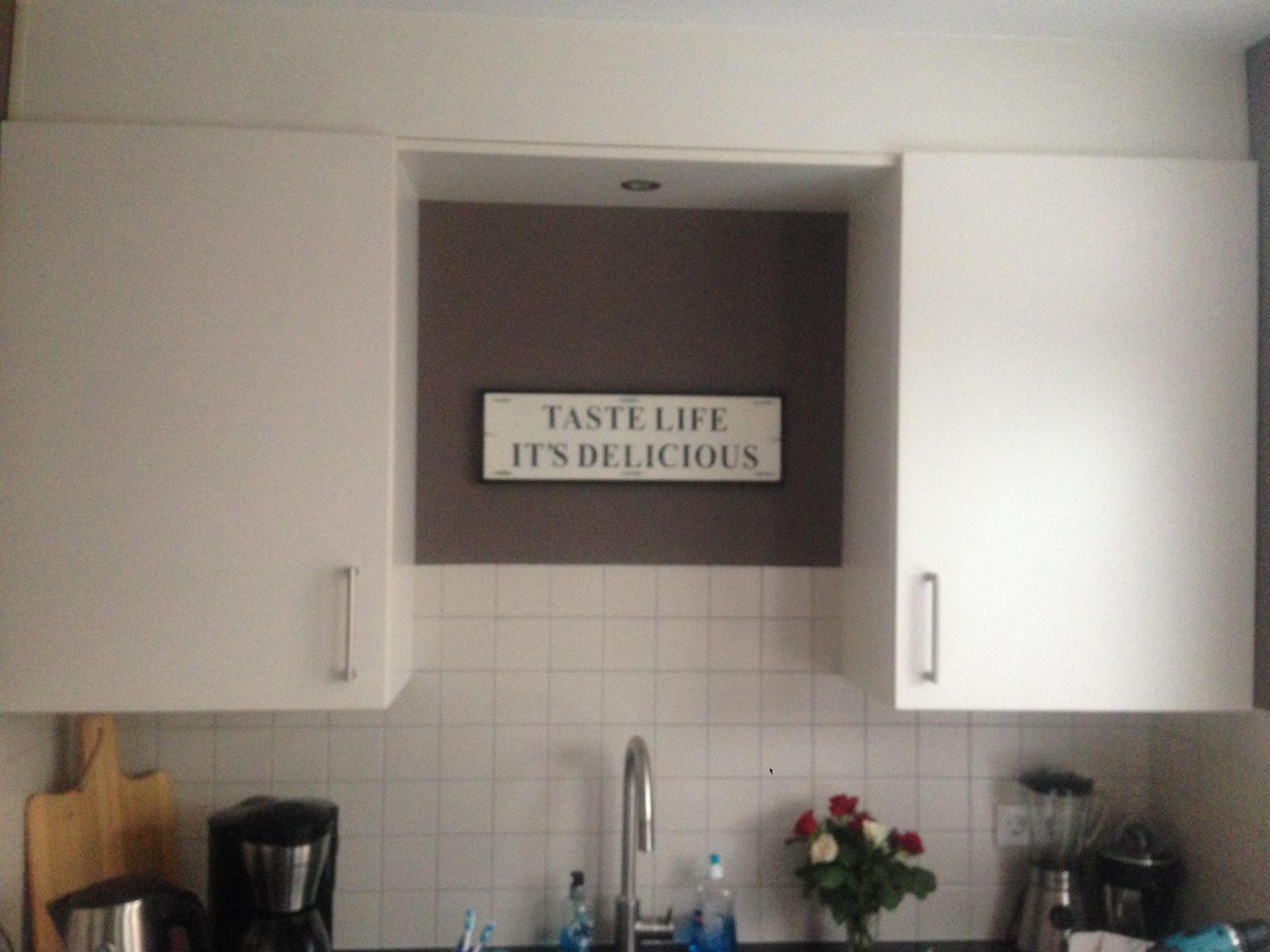 Spotjes vervangen keuken werkspot