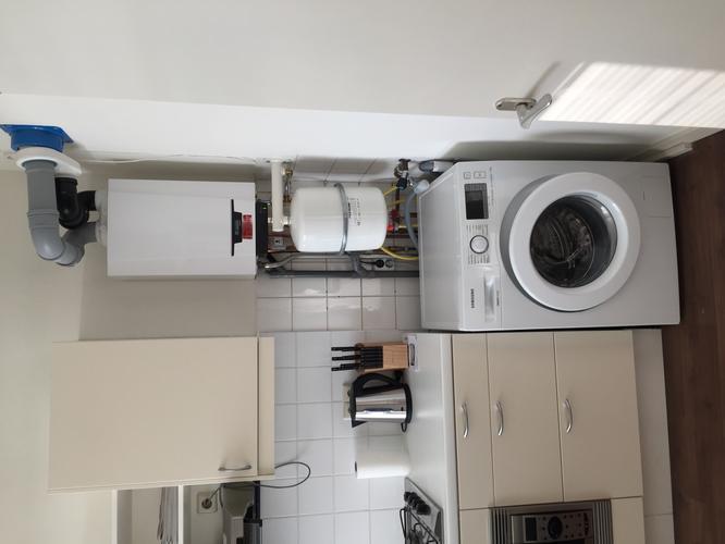 Kast Voor Wasmachine : Verhoog maken voor wasmachine en droogkast bouwinfo