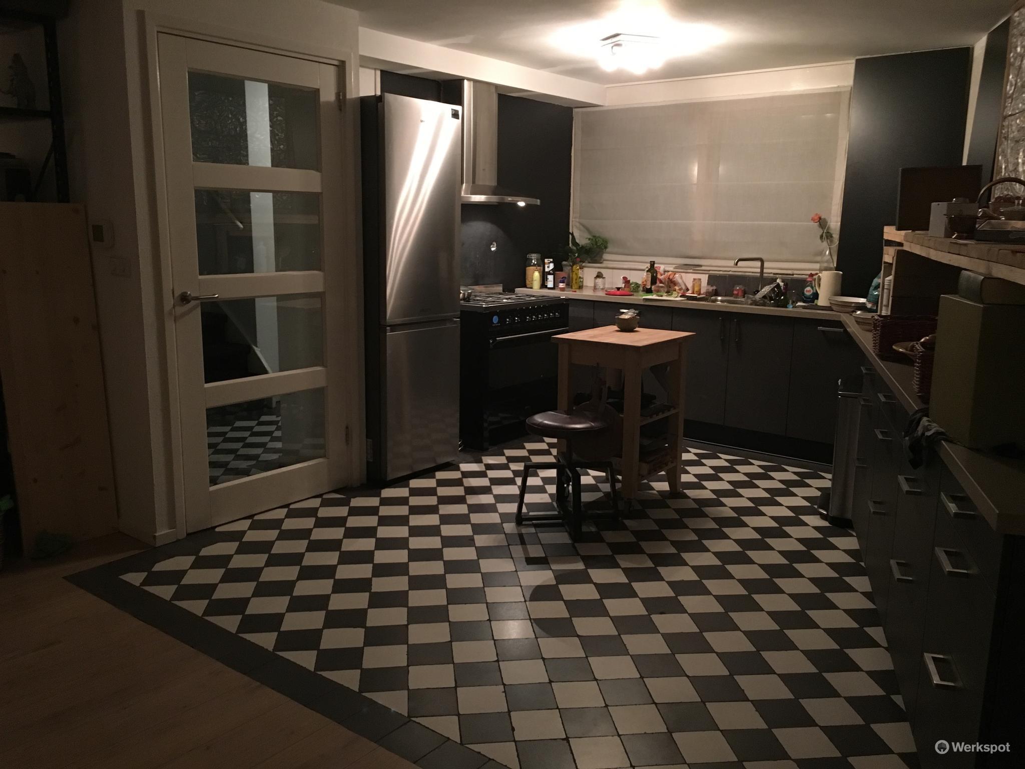 Tegels Voor Hal : Tegels 15x15 in keuken en hal mogelijk incl. vloerverw. totaal n