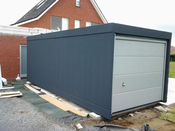 Prefab Garages Beton : Prefab garage schuur gezocht meter m hoog werkspot