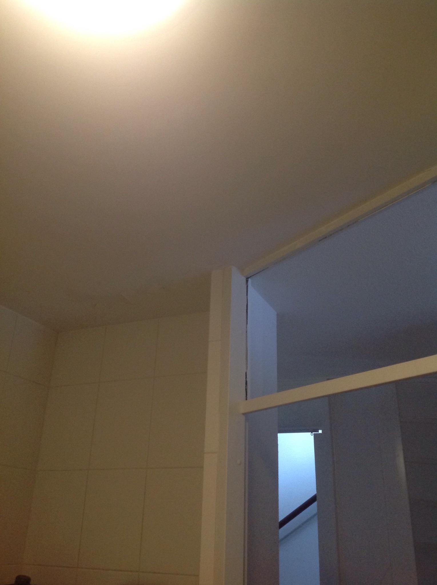 Verlaagd plafond in badkamer maken (incl verlichting) - Werkspot