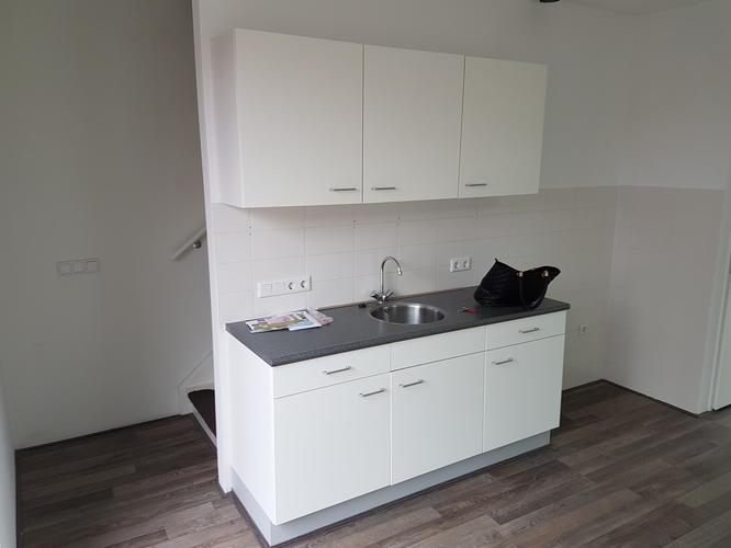 Plaatsen vaatwasser in kleine keuken werkspot - Kleine keuken met eethoek ...