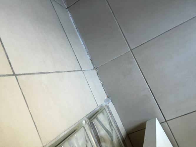 Badkamer kitten (grijze kit) - Werkspot