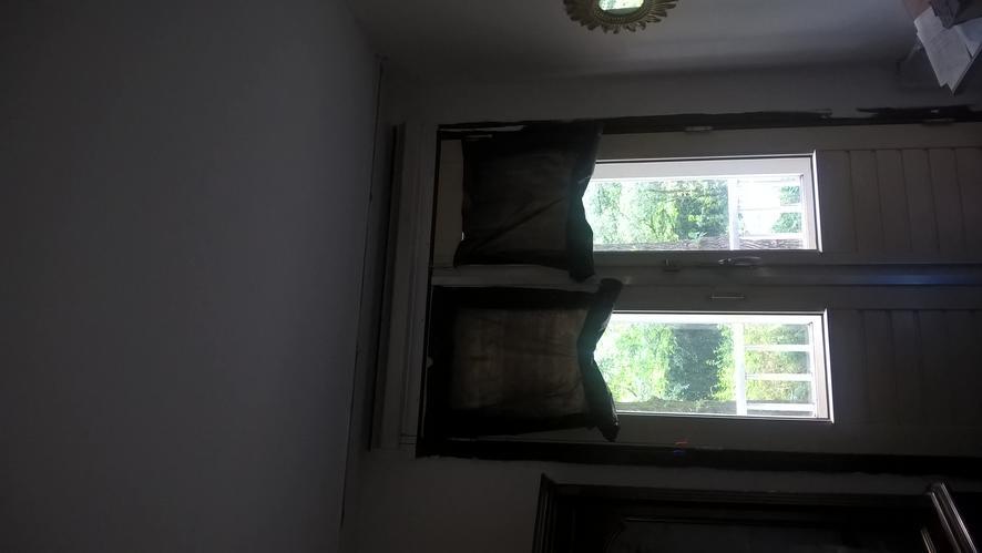 Douche Gordijn Rails : Vervangen douche ophangen douchegordijn vervangen lampen en