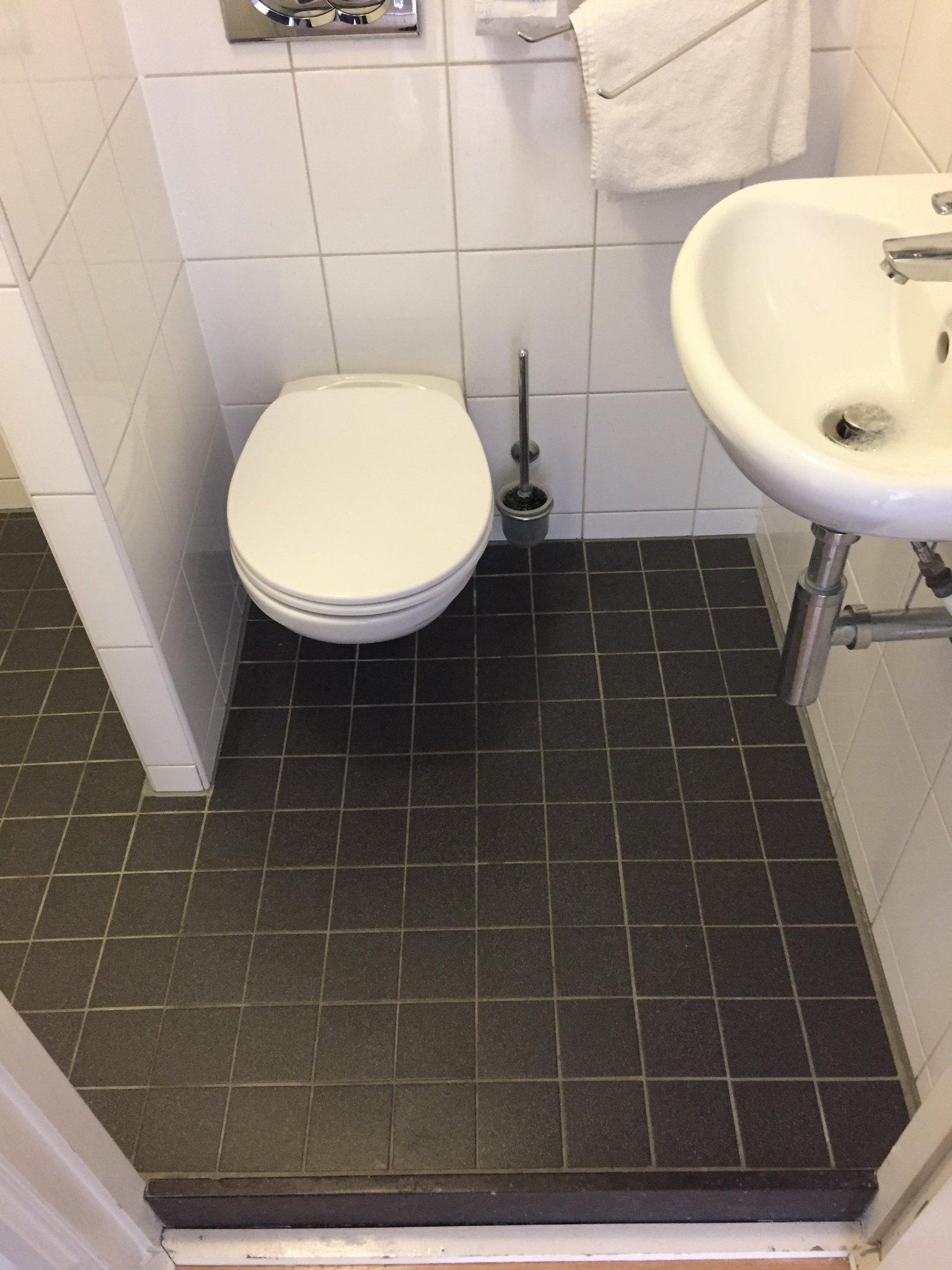 Badkamer vloer opnieuw voegen (en polijsten?). - Werkspot