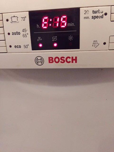 Voorkeur Vaatwasser reparatie, foutcode E15 - Werkspot PF66