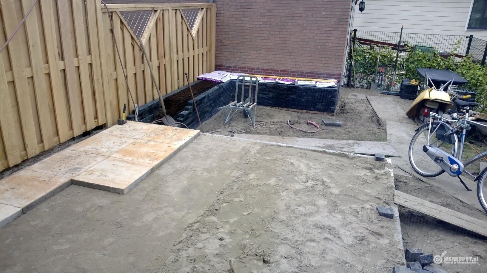 Meedenken en aanleggen tuin nieuwbouwhuis werkspot for Tuinontwerper gezocht