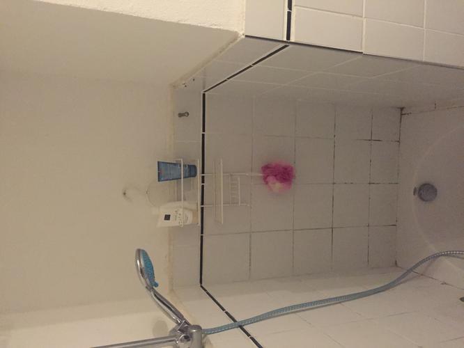renovatie badkamer ( slopen vloer en muren en betegelen nieuwe vloe ...
