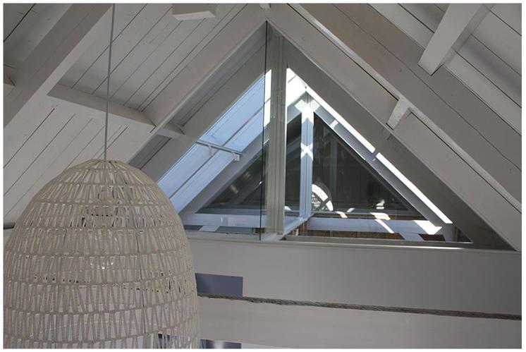Iets Nieuws Trapeze)Driehoek raamdecoratie - Werkspot OB03