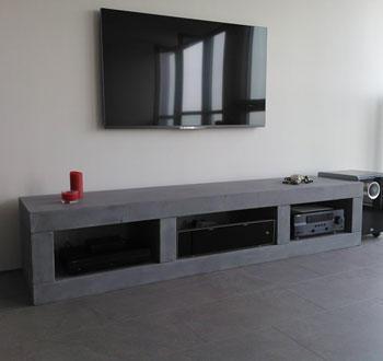 Beton Look Tv Meubel Werkspot