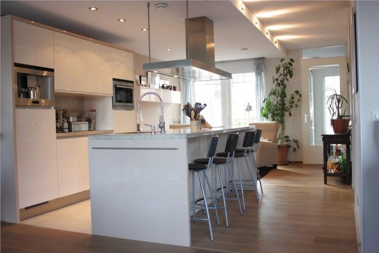 Woonkamer opbouw verlichting - Eetkamer en woonkamer ...