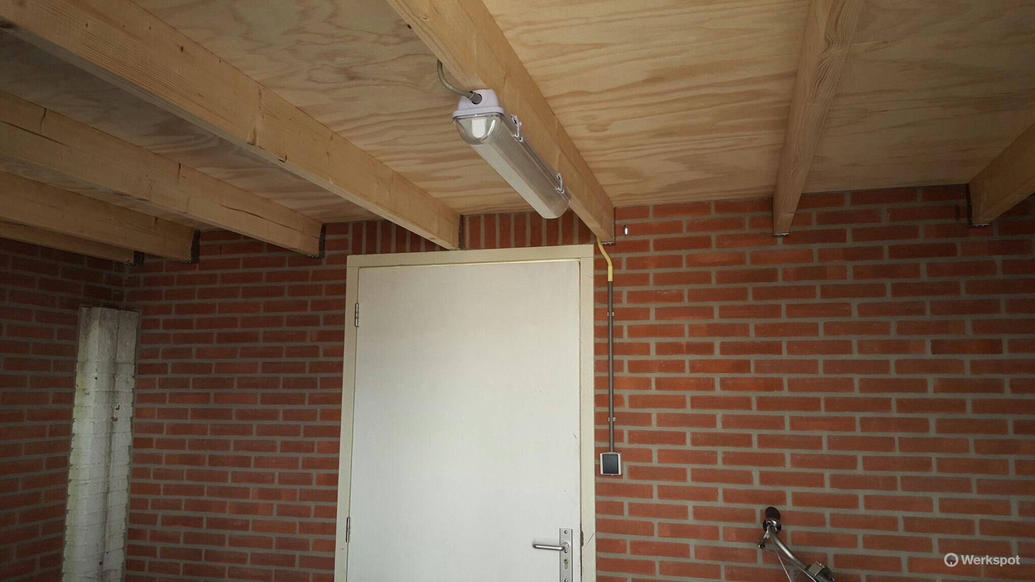 Schuur bouwen werkspot for Wanden nieuwbouwwoning afwerken