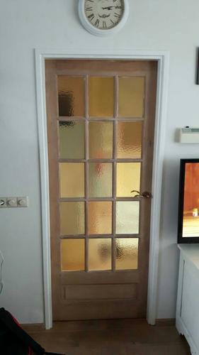 deur verplaatsen in woonkamer - werkspot, Deco ideeën