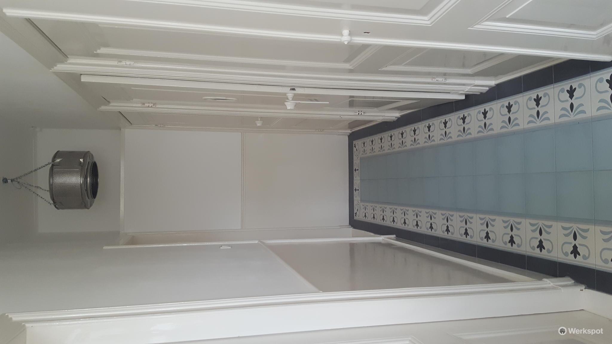 Zelf keuken bar maken eigen keukenkast maken in top galerij van