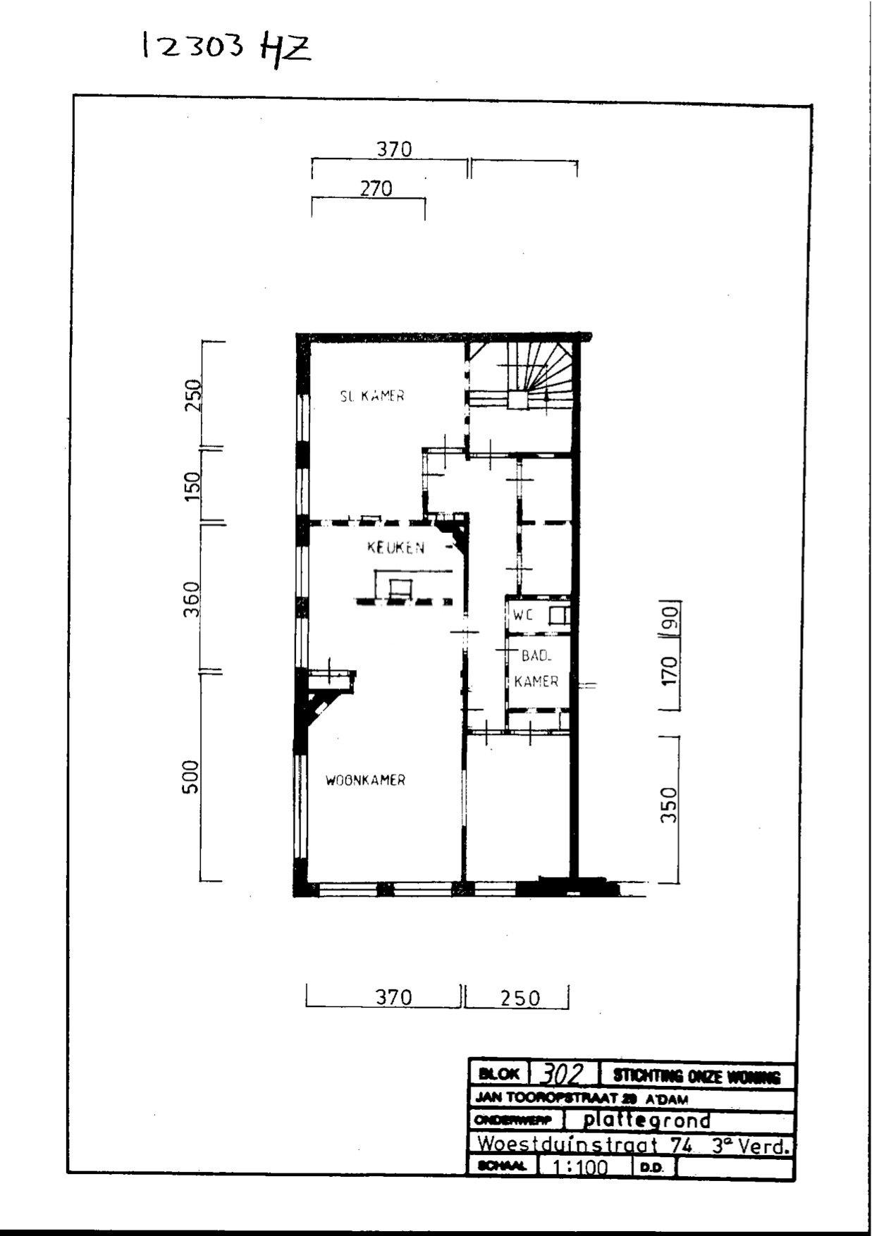 Geliefde Moderniseren/verbouwen woning 70m2 + berging 25m2 - Werkspot SF74
