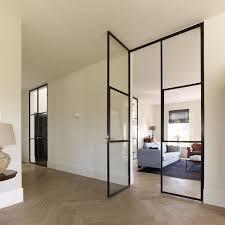 Stalen deuren tussen woonkamer en keuken maken/plaatsen - Werkspot
