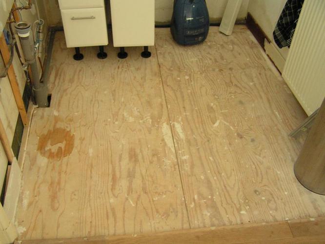 Tegelen Houten Vloer Met Ditra Mat Werkspot