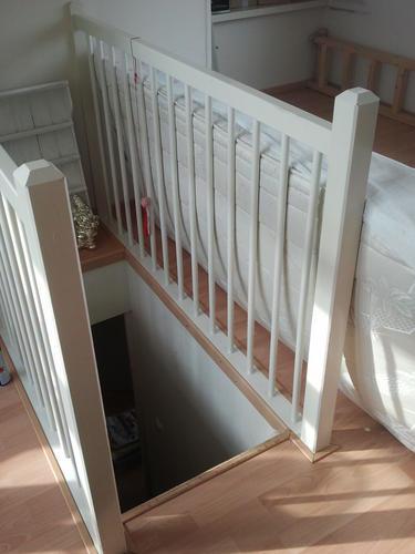 Vaste zoldertrap verbreden werkspot for Vaste trap laten plaatsen