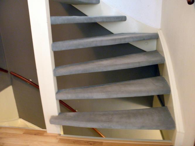 Top 2 trappen bekleden (gesloten en open ) - Werkspot MY12