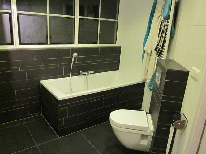 Renovatie badkamer toilet werkspot