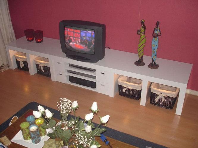 Gezocht Tv Meubel.Maken Strak Tv Meubel Timmerman Klusse Gezocht Werkspot