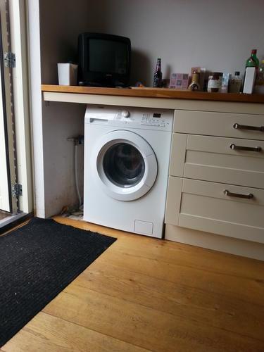 Ombouw Maken Voor Wasmachine In De Keuken Werkspot
