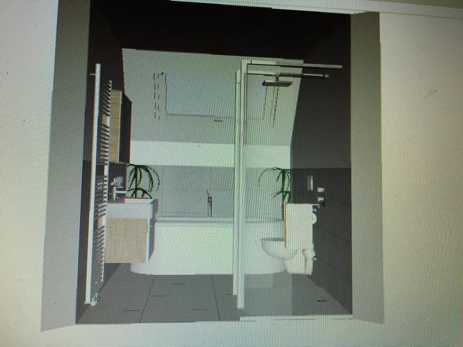 Achterwand Hangend Toilet : Achterwand hangend toilet steenstrips in toilet toilet