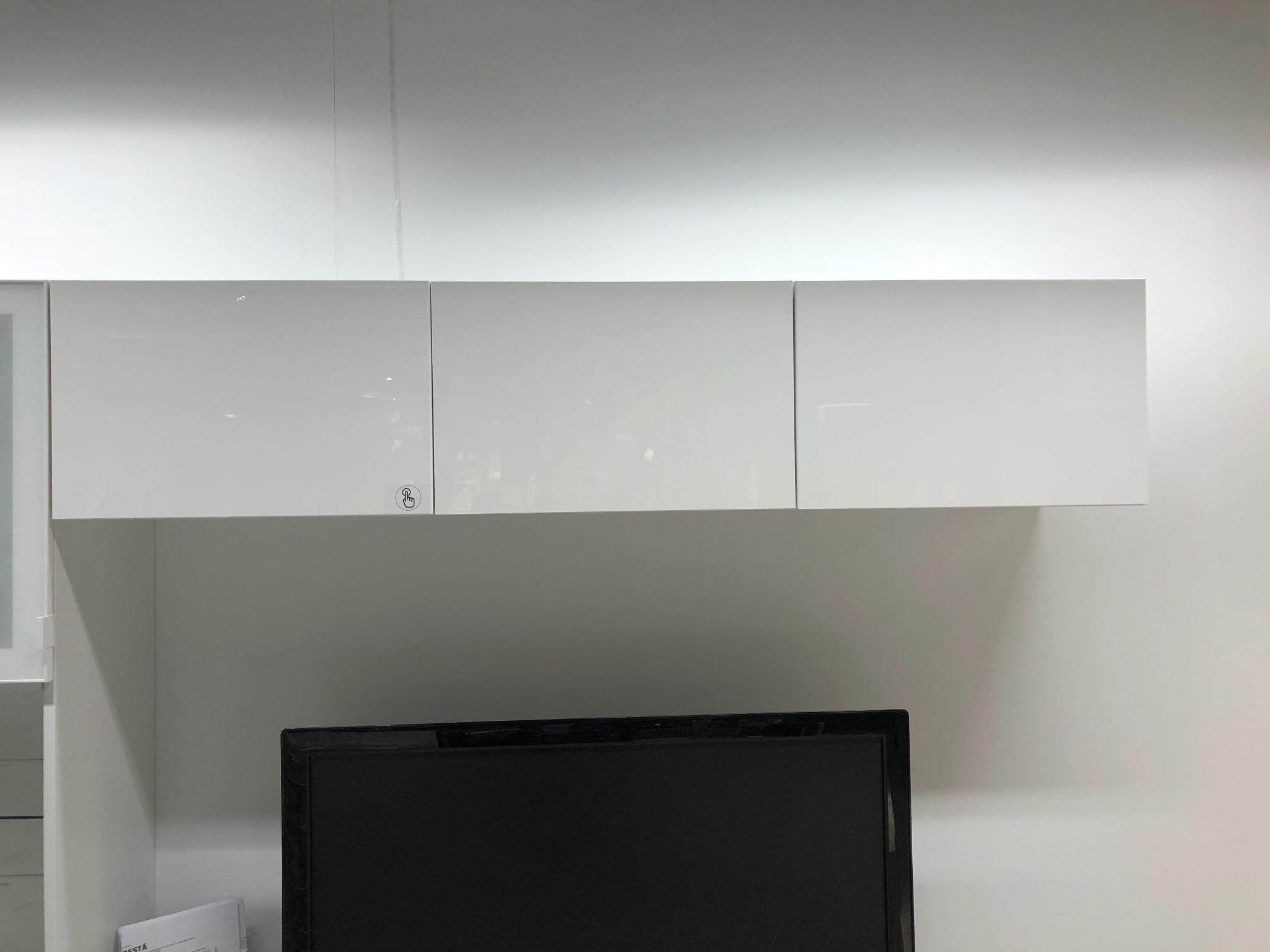 Ikea Besta Tv Meubel In Elkaar Zetten En Zweven Ophangen