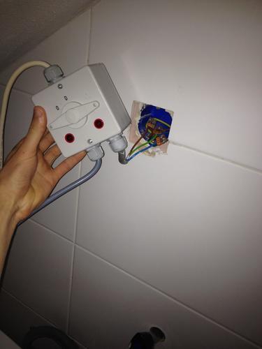 Best Wasmachine In Badkamer Aansluiten Pictures - New Home Design ...