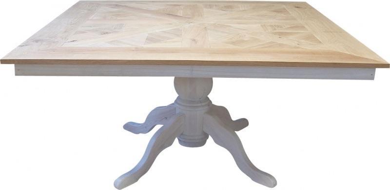Vierkante Eettafel 130x130.Vierkante Mozaiek Eettafel 130x130 Werkspot