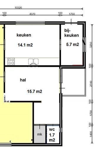 Betegelen vloeren 37m2 en badkamer 18m2 met 60x60 tegels - Werkspot