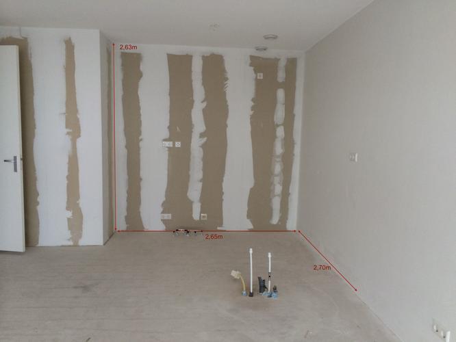 Renovlies behang aanbrengen nieuwbouwwoning werkspot for Renovlies zelf aanbrengen