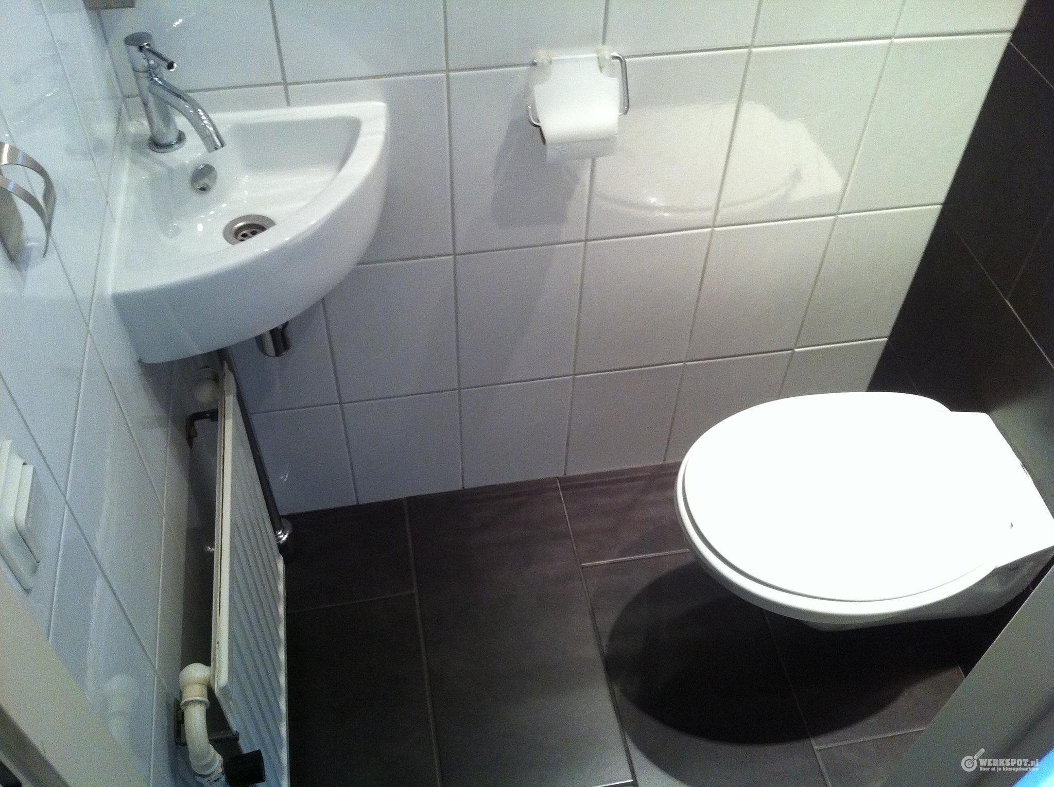 Zelf toilet renoveren offertevoorjeklus een stoere en strakke