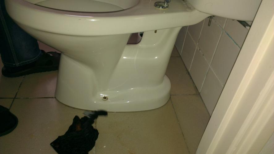 Vaak Reparatie lekkage wc pot en ventilator - Werkspot VM93
