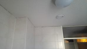 5m2 spanplafond badkamer leveren en plaatsen inclusief afwerking bo ...