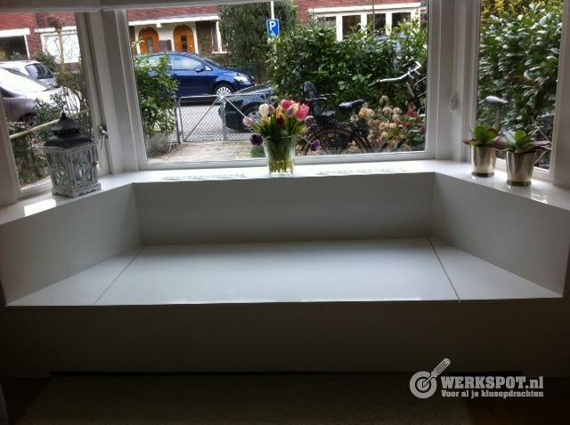 Favoriete Erkerbank icm ombouw verwarming - Werkspot &ED98