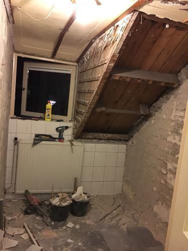 Bekend Isoleren dakkapel ivm verbouwing badkamer - Werkspot PP98