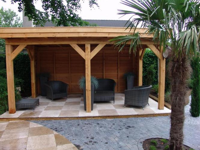 Overkapping In Tuin : Overkapping archieven t ter riele