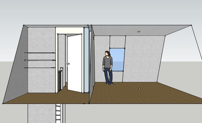 Zolder verbouwing werkspot for Goedhart deuren