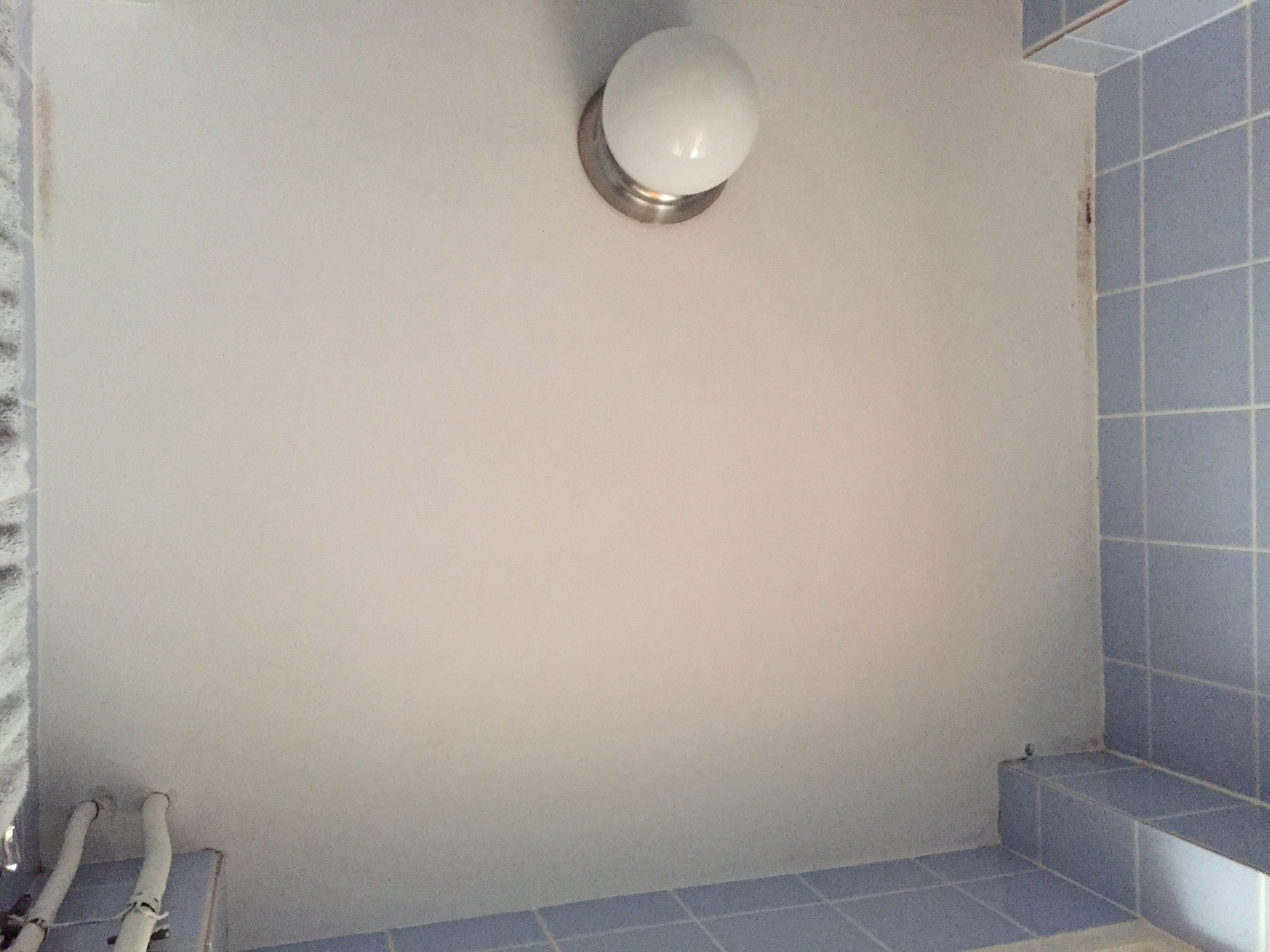 Schilderen badkamer/douche plafond 2m2 - Werkspot