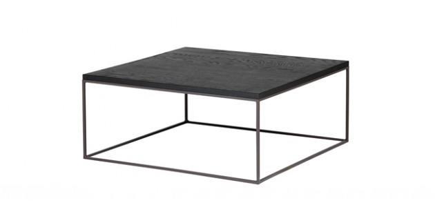 Salontafel stalen frame houten blad werkspot for Stalen onderstel tafel laten maken