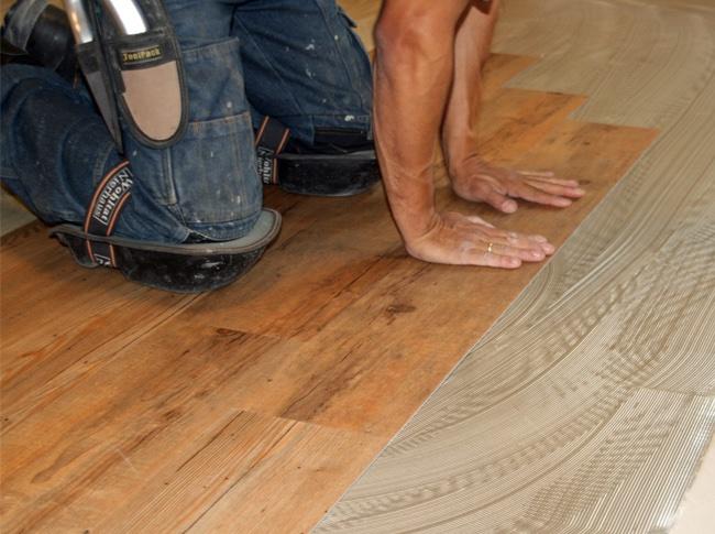 Pvc vloer leggen werkspot