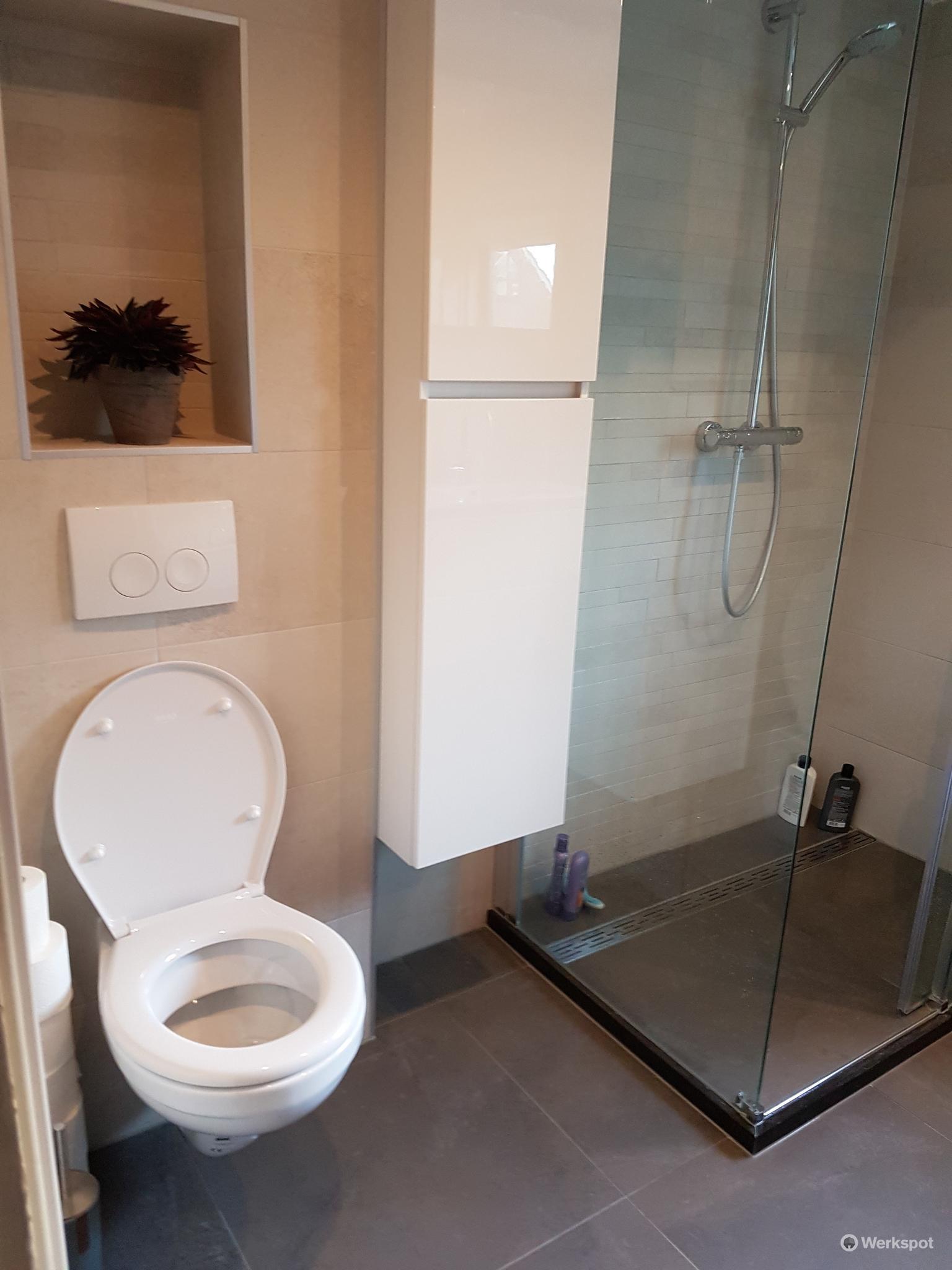 Badkamer verbouwen in Barendrecht - Werkspot