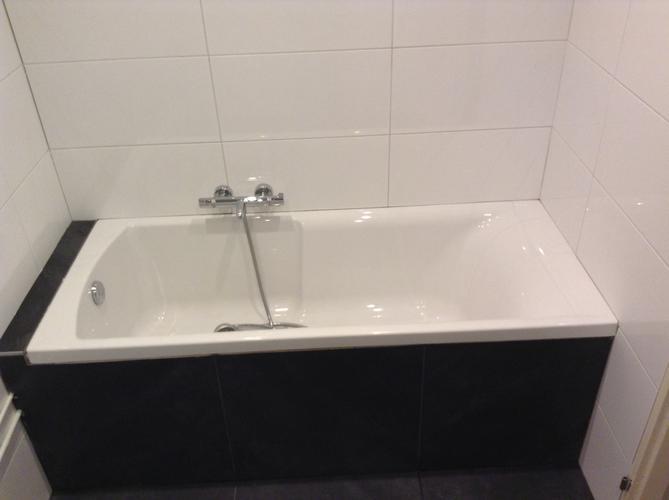 Badkamer afkitten in tiel