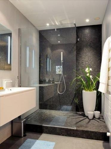 Nieuwbouw: Plaatsen volledige badkamer 2,20 x 1,82 + toiletruimte 0 ...