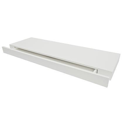 Wandplank 100 Cm.Zwevende Wandplank Met Lade 100 Cm Breed Werkspot