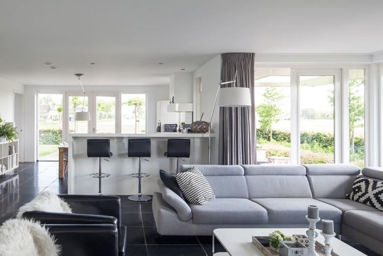 Beautiful Woonkamer Gezellig Inrichten Ideas - House Design Ideas ...