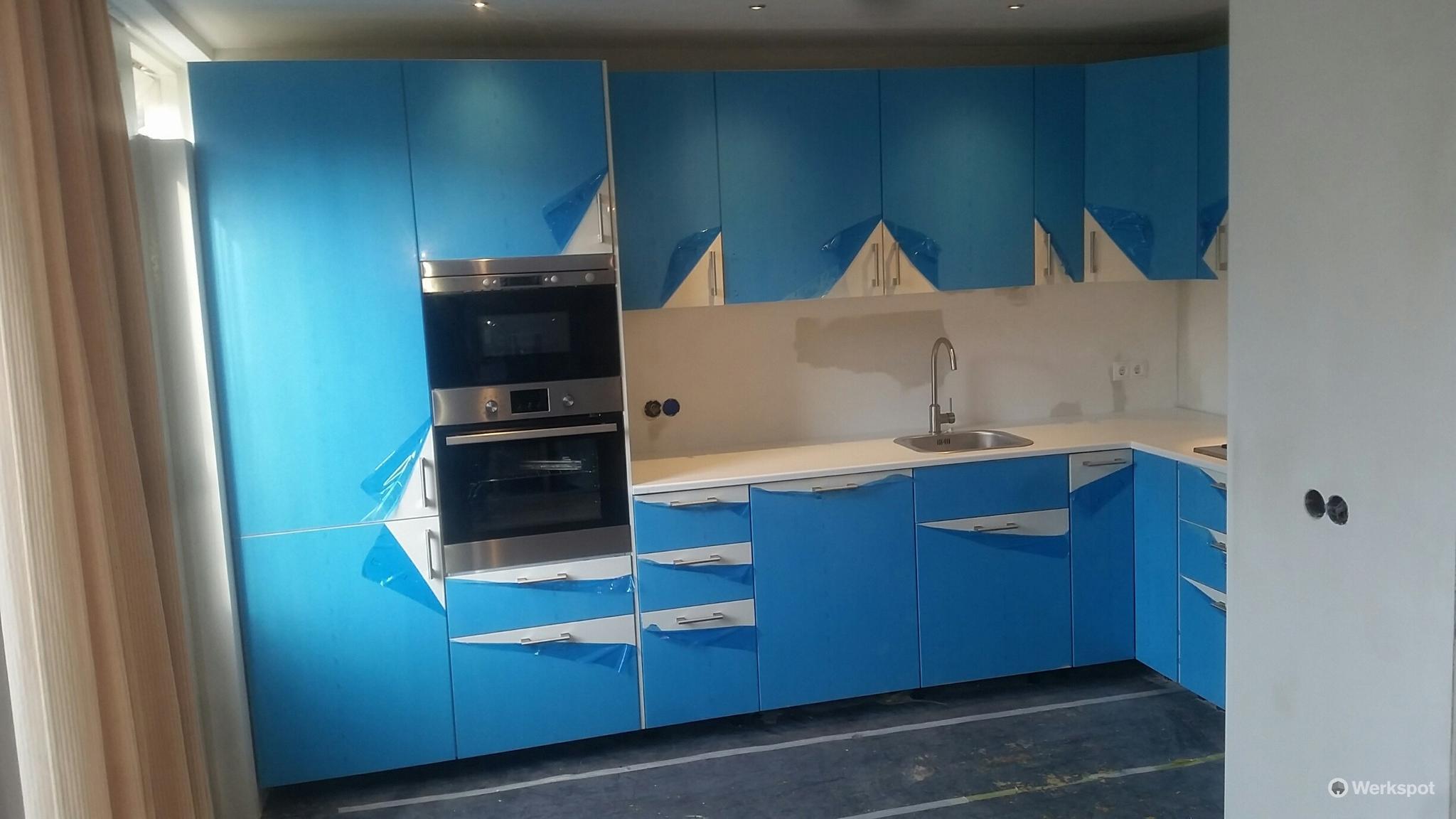 Ikea l keuken monteren werkspot