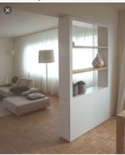 Scheidingswand tussen woonkamer en keuken - Werkspot